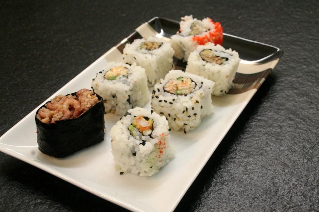 Restaurant Sushi Pas Ordinaire Lille