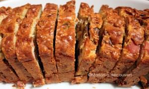Cake Olives Pruneaux Feta