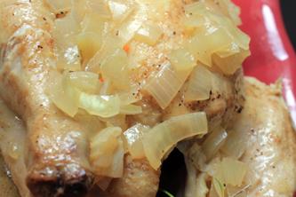 Le poulet rôti d'Anne Sophie Pic