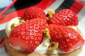 La meilleure tarte aux fraises pour mon 100ème article…