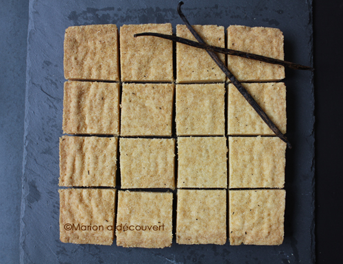 Shortbreads by Jamie Oliver