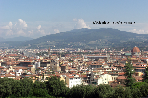 Voyage en Italie – Partie 2 : Direction Florence !