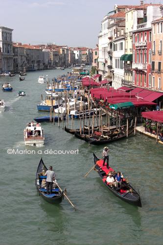 Voyage en Italie – Part 1 : Sous le charme de Venise…