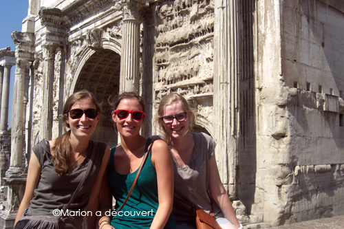 Voyage en Italie – Partie 3 : Rome I love you !!