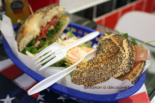 Restaurant Paris : Bagel Tom, en route pour les US !