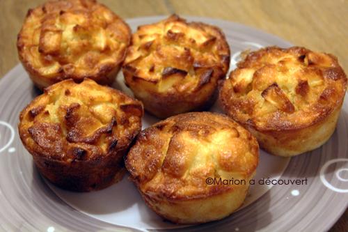 Croustimoelleux aux pommes, une recette pour un tour en cuisine…