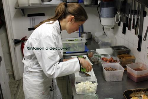 Cours de cuisine à Paris, à vos toques !