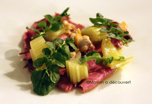 Restaurant Paris : La Gazzeta, une cuisine créative et de saison !