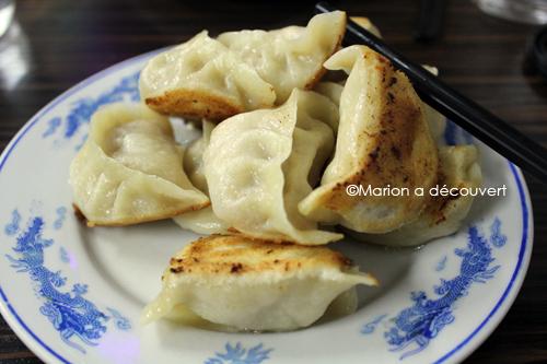 Restaurant Paris : Raviolis du Nord Est de la Chine