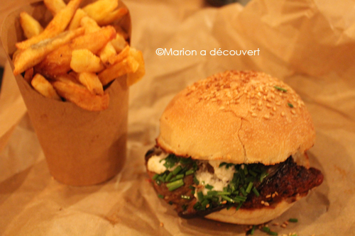 Restaurant Paris : Le big Fernand… la course au meilleur burger Part 1.