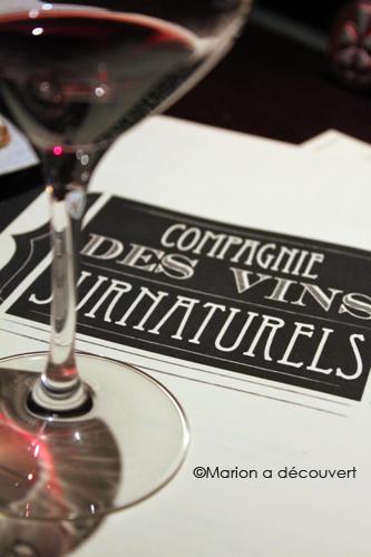 Compagnie des vins surnaturels paris