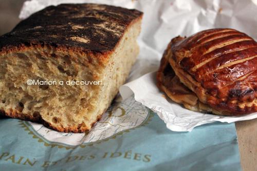 Du pain et des idées, l'une des meilleures boulangeries de Paris