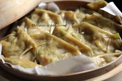 Gyozas japonais : ma recette improvisée !
