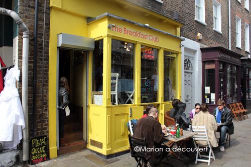 Restaurant London : Breakfast club, le brunch à l'anglaise !