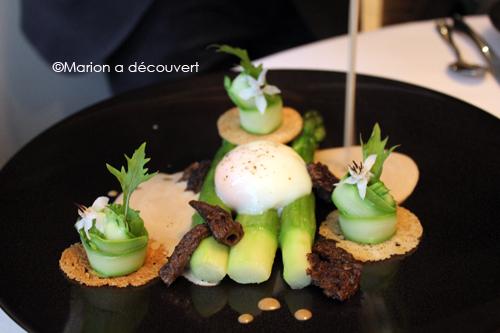 Restaurant Paris : Le Quinzième, un gastro signé Lignac ça donne quoi ?