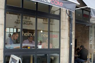 Helmut Newcake, la boulangerie/pâtisserie sans gluten à Paris…