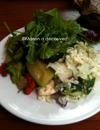 Restaurant Grandes Salades Aix En Pro