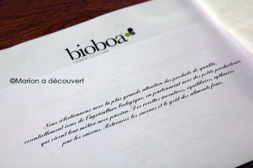 Restaurant Paris : Bioboa, cadre sympa & cuisine bio, un mariage réussi !