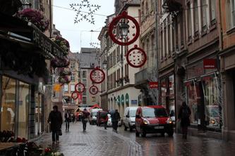 Strasbourg, à la découverte de la capitale alsacienne…
