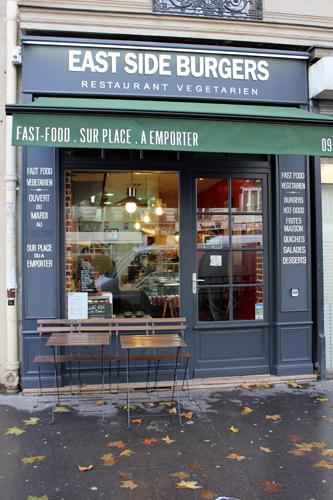 Restaurant East Mamma Paris