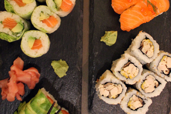 Restaurant Paris : Djohi Sushi, rdv à NYC ou à Tokyo !