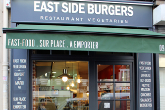Restaurant Paris : East Side Burger, junk food à la mode veggie !