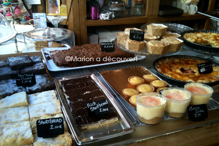 Restaurant Lille : Elizabeth, the british tea room…