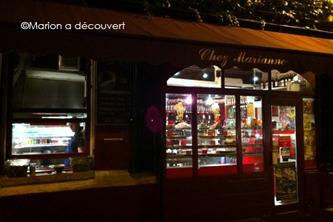 Restaurant Paris : Marianne, l'incontournable du marais !