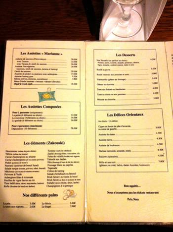 Restaurant Menu Tout Compris En Tarne Et Garonne