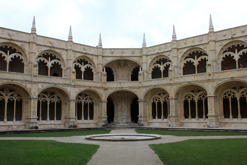 Monastère cloître