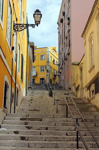 escalier rue