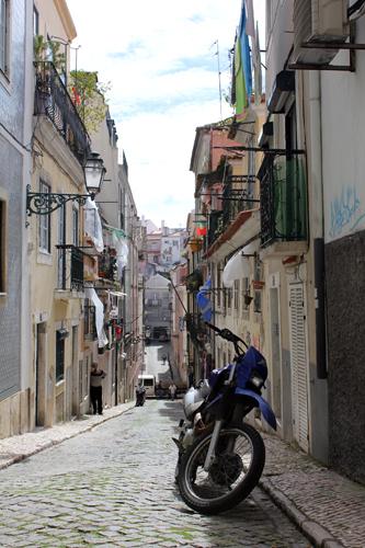 rue moto