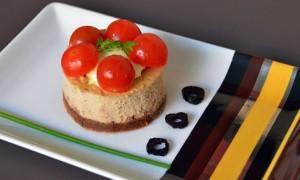 Cake Tomate Mozza Sophie