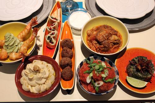 Restaurant Libanais  Paris