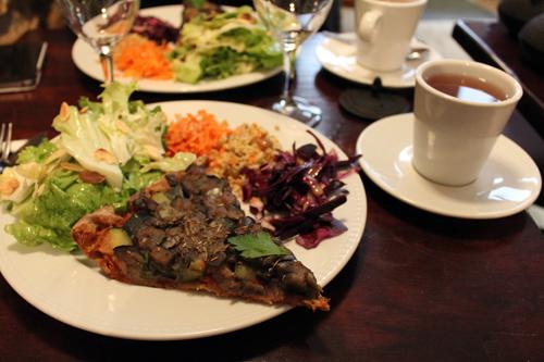 Restaurant Paris : La reine des tartes, le 100% maison dans l'assiette on adore !