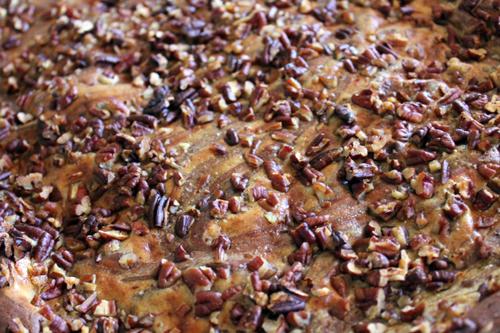 Brownie Cheesecake au caramel pour une rentrée régressive !