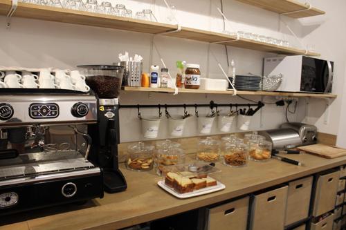L'Anticafé : Du café certes mais bien plus !