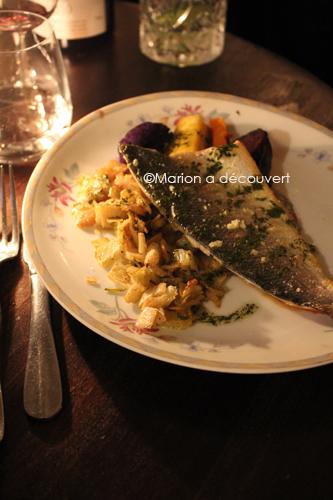 Paris Restaurant Derriere