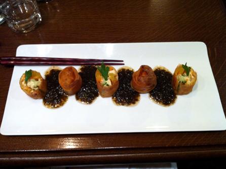 Restaurant Paris : KIKU, on se téléporte au Japon ?