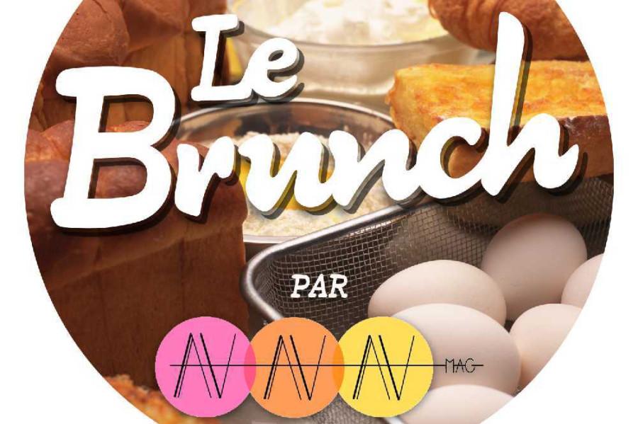 Let's eat, enjoy and meet ! Rdv au Brunch AV Mag ce dimanche !