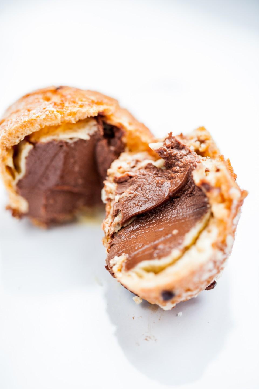 Choux d'Enfer - choux chocolat-«pierremonetta