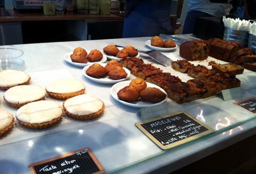 Cafe Pinson Carte