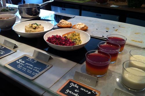 Restaurant Paris : Café Pinson, un repas signé bien être…