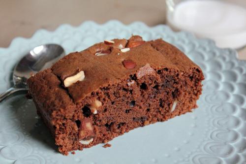 Brownie aux deux chocolats façon Martha Stewart, tu craques !