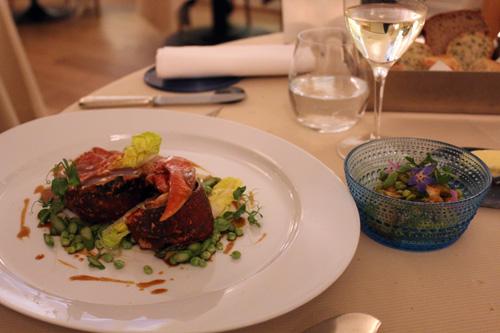 Restaurant Paris : Rech, étincelant d'une étoile !
