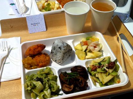 Restaurant Paris : Neobento, déjeunons à la mode niponne !
