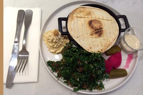 Restaurant Paris : Café Liza s'installe aux galeries Lafayettes