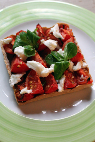 tarte tomate 1