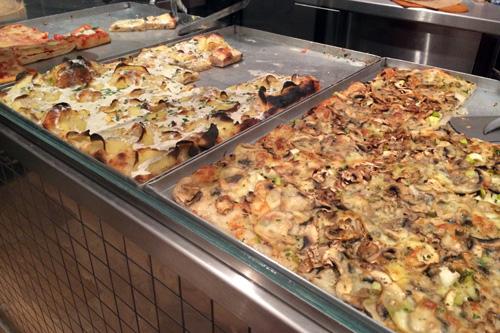 Restaurant Paris : La saga des pizzas à la coupe continue avec Al Taglio !