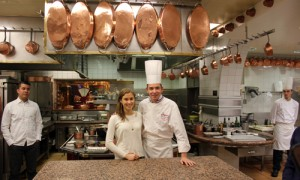 Restaurant Chez Auguste Paris